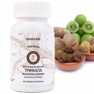 Triphala 60 Capsules