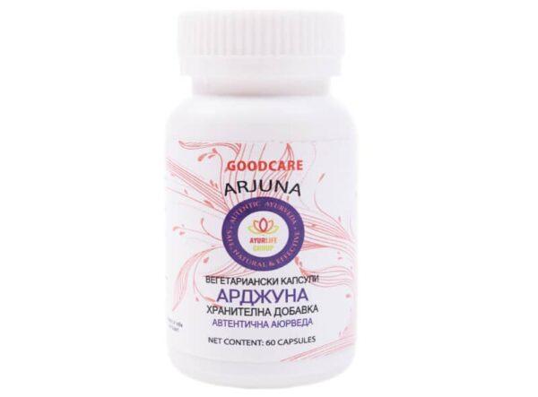 Ardzhuna 60 capsules